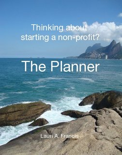 Thinking about starting a non-profit? The Planner