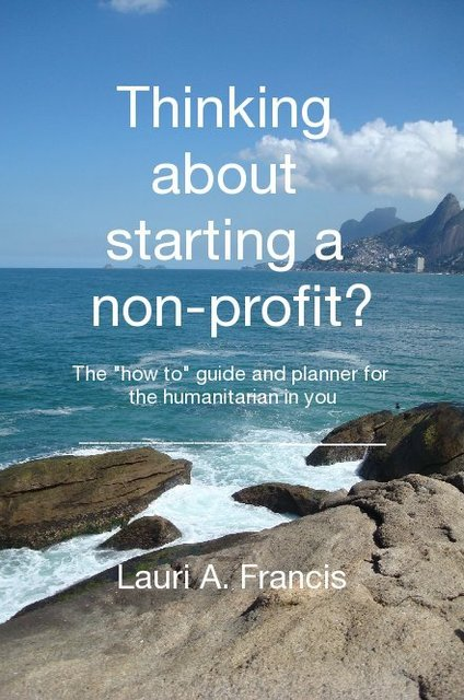Thinking about starting a non-profit?