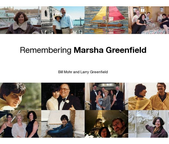 Remembering Marsha Greenfield