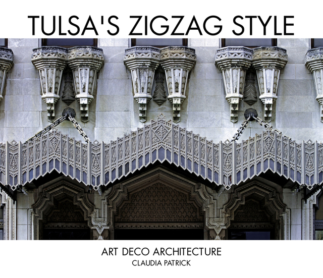 Tulsas zigzag style ebook by claudia patrick blurb books fandeluxe Choice Image