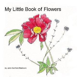 My Little Book of Flowers