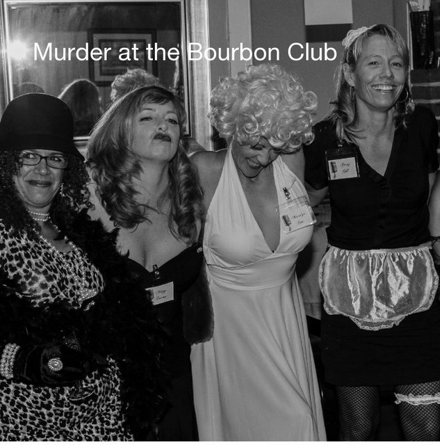 Murder at the Bourbon Club