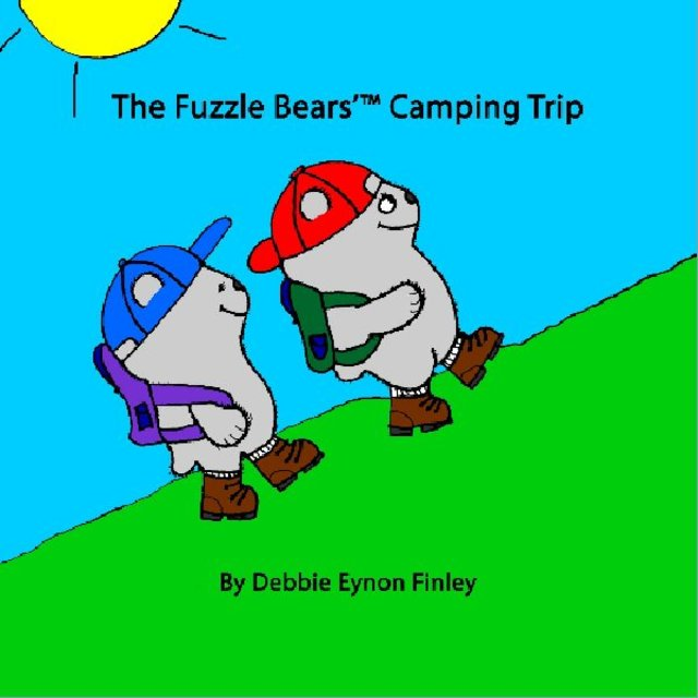 The Fuzzle Bears'™ Camping Trip