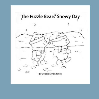 The Fuzzle Bears&#x27; Snowy Day