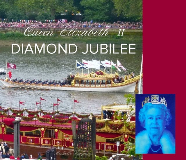 Queen Elizabeth II DIAMOND JUBILEE