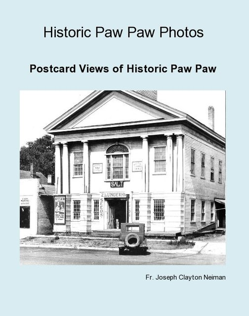 Historic Paw Paw Photos