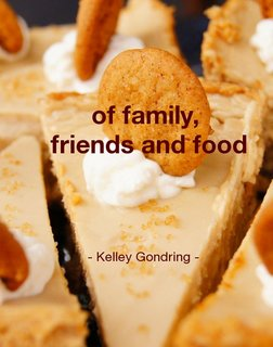of family, friends and food