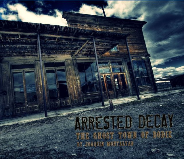 ARRESTED DECAY