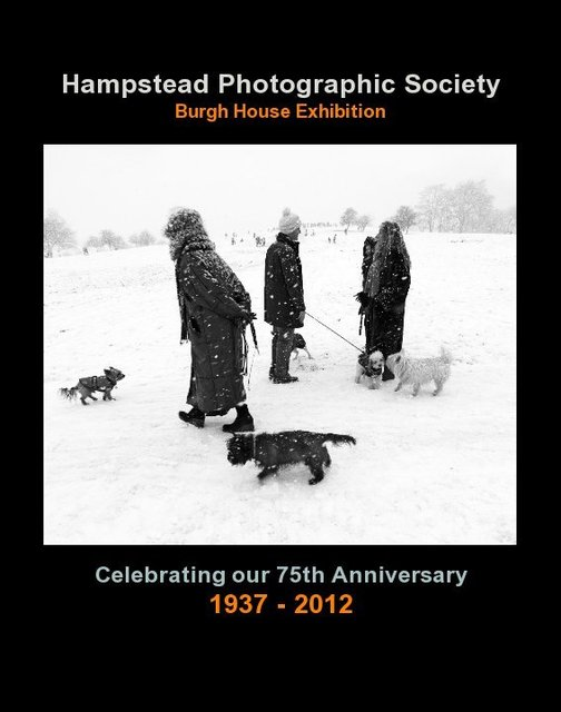 Hampstead Photographic Society Burgh House Exhibition 2012