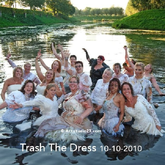 Trash The Dress event 10.10.10