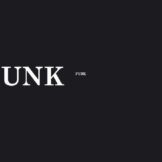 PUNK 