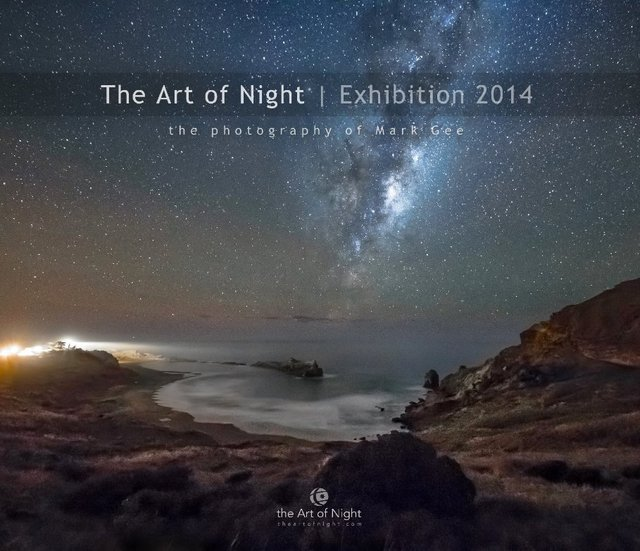 The Art of Night | Exhibition 2014