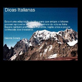 Dicas Italianas