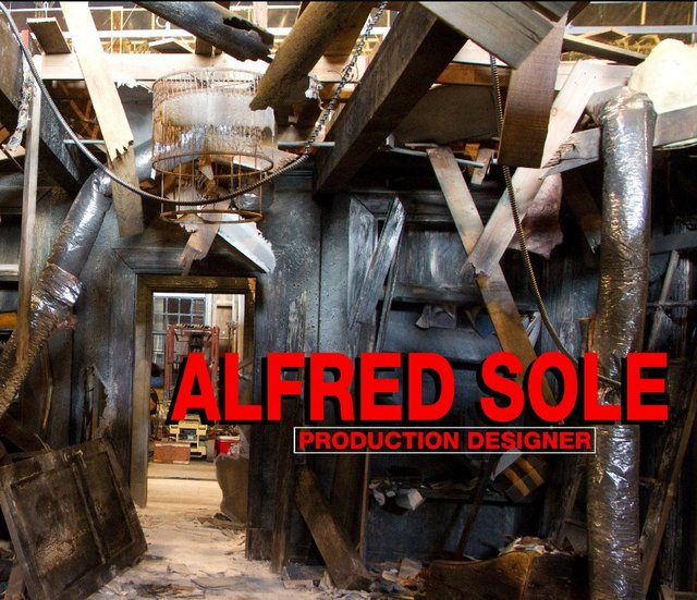 Alfred Sole Production Designer