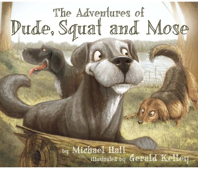 The Adventures of Dude,Squat and Mose