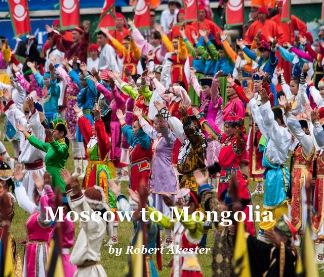 Moscow to Mongolia
