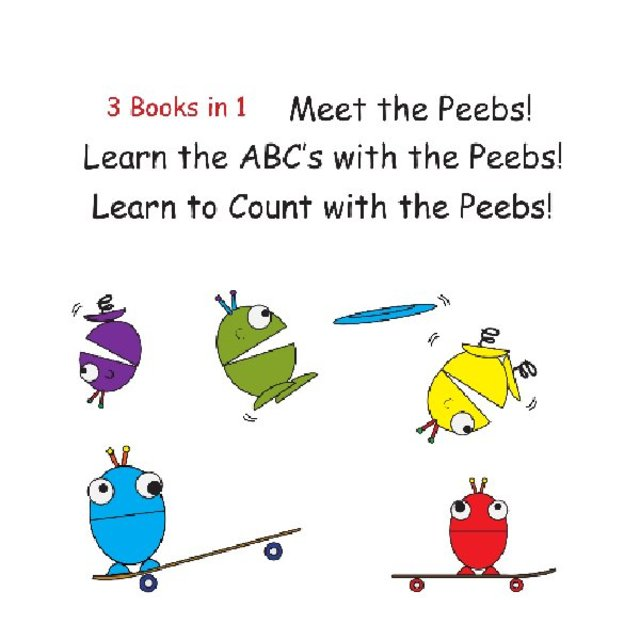 Meet the Peebs: 3 in 1
