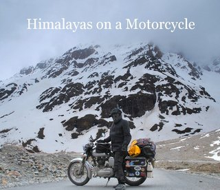 Himalayas on a Motorcycle