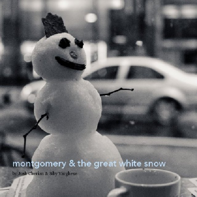 Montgomery & the Great White Snow