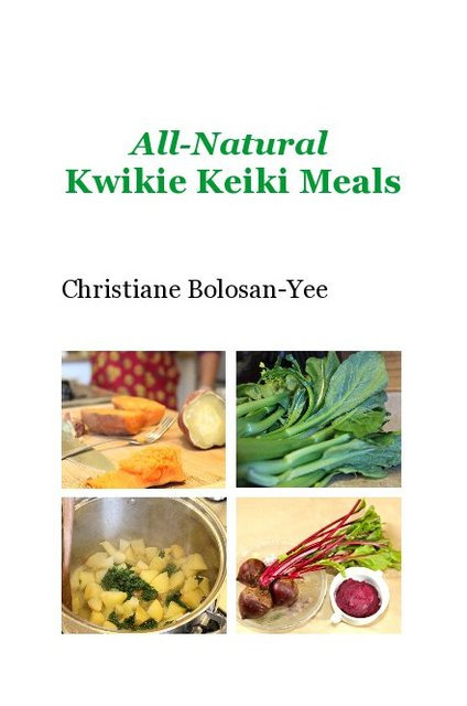 All-Natural Kwikie Keiki Meals