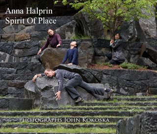 Anna Halprin Spirit Of Place
