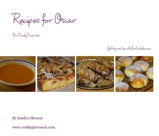 Recipes for Oscar (iBook edition)