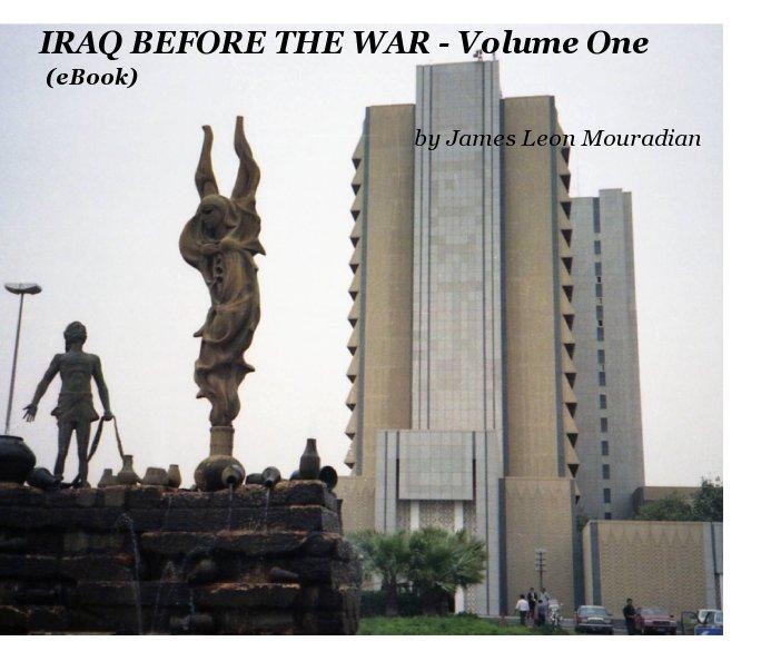 iraq before the war   volume one ebook blurb books