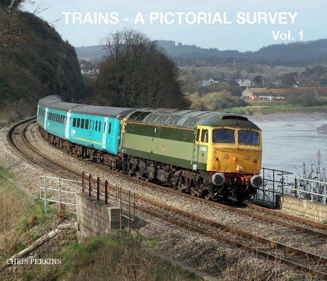 TRAINS - A PICTORIAL SURVEY