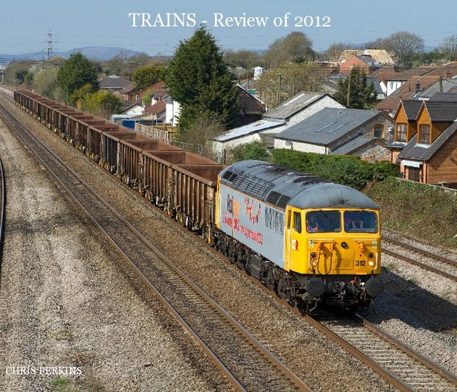 TRAINS - Review of 2012