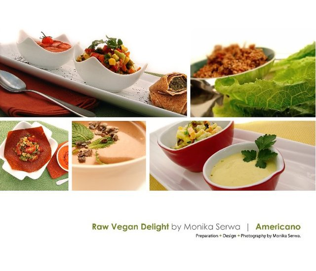 Raw Vegan Delight by Monika Serwa  |  Americano