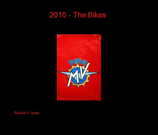 2010 - The Bikes