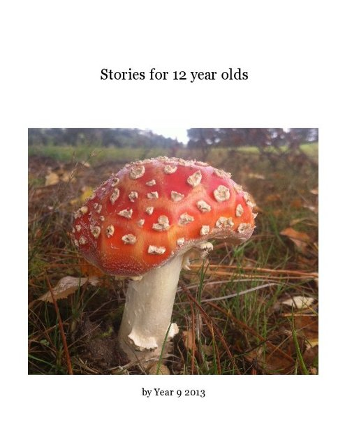 Stories for 12 year olds