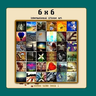 6x6 International iPhone Art Book #1 