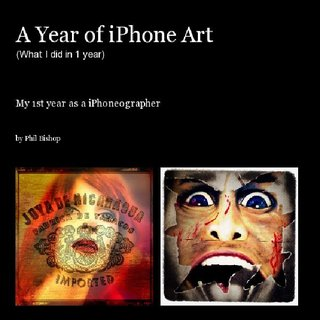 A Year of iPhone Art (What I did in 1 year)