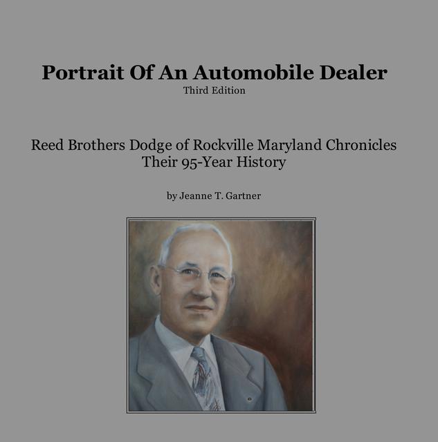 Portrait Of An Automobile Dealer Third Edition