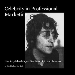 Celebrity in Professional Marketing