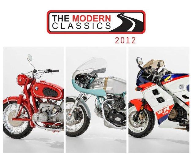 The Modern Classics 2012