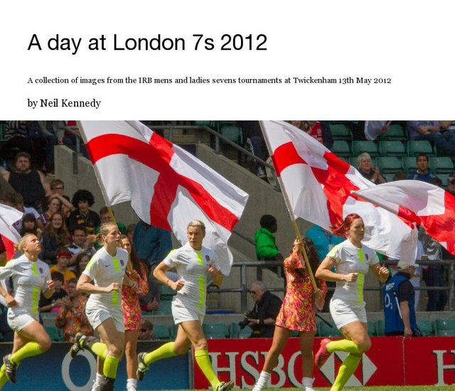 A day at London 7s 2012