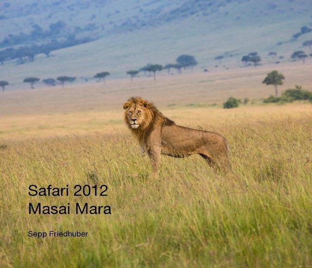 Safari 2012 Masai Mara