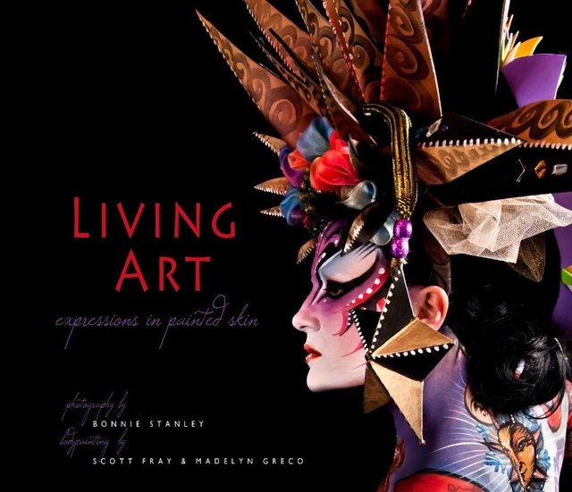 Living Art - Expressions in Painted Skin