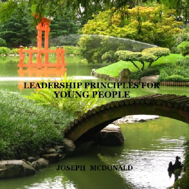 LEADERSHIP PRINCIPLES FOR YOUNG PEOPLE