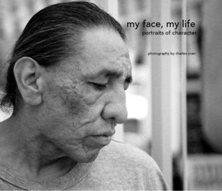 my face, my life portraits of character