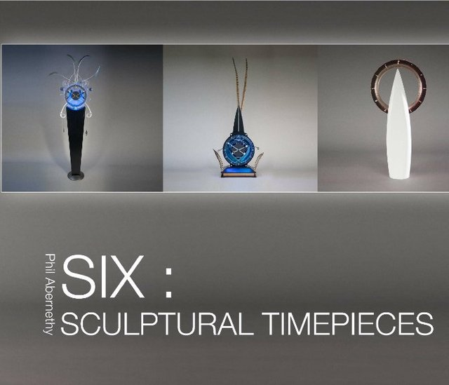 SIX: Sculptural Timepieces