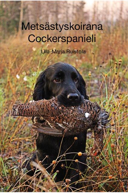 Metsästyskoirana cockerspanieli