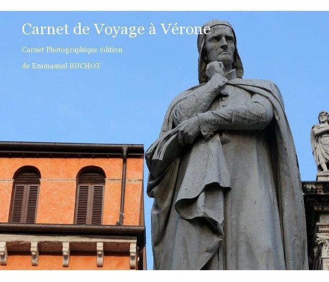 Carnet de Voyage à Vérone