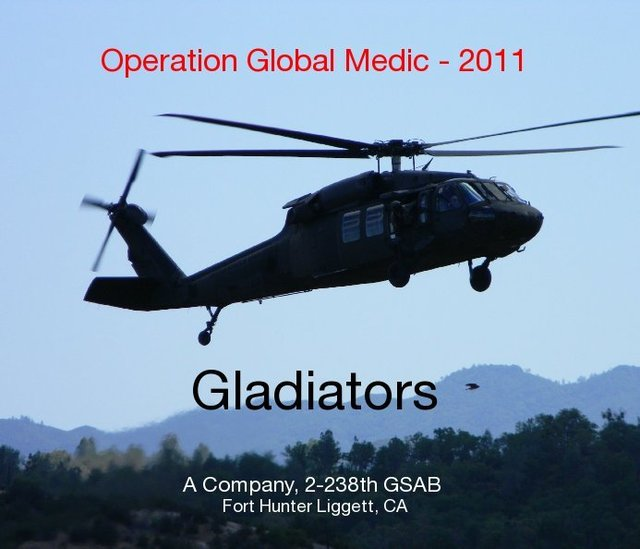 Operation Global Medic - 2011