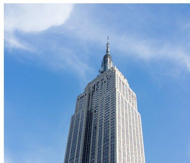 New York dream of America
