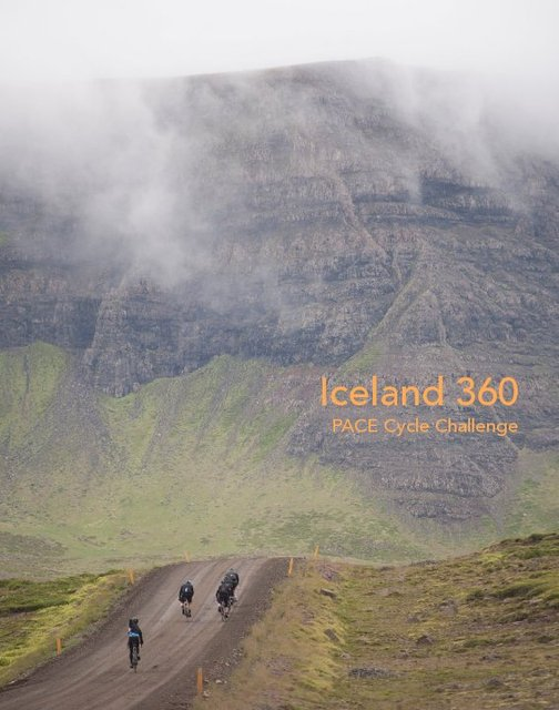 Iceland 360 Cycle Challenge for PACE