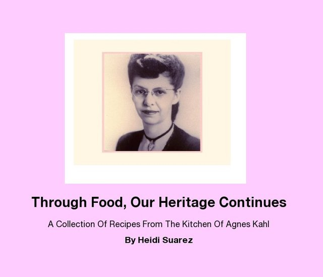 Through Food, Our Heritage Continues