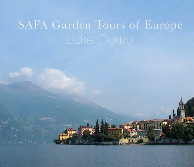 SAFA Garden Tours of Europe